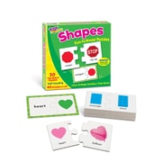 Trend Enterprises® Fun-to-Know Puzzle, Shapes