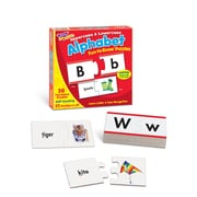 Trend Enterprises® Fun-to-Know Puzzle, Uppercase and Lowercase Alphabet