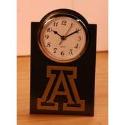 HensonMetalWorks NCAA Desktop Clock; University of Arizona
