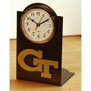 HensonMetalWorks NCAA Desktop Clock; Georgia Institute of Technology