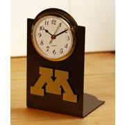 HensonMetalWorks NCAA Desktop Clock; University of Minnesota