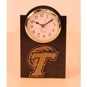 HensonMetalWorks NCAA Desktop Clock; Tulane University
