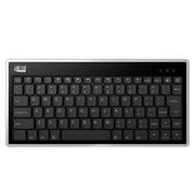 AdessoBluetooth 3.0 Mini Keyboard, Black (WKB-1010BA)