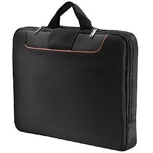 """""""""""EverkiCommute Polyester Protective Sleeve for 18.4"""""""""""""""" Laptop, Black (EKF808S18)"""""""""""" 2609406"""