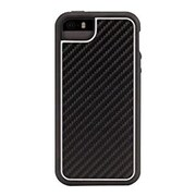 GriffinIdentity Case for Apple iPhone 5/5s, Graphite/White (GB39791)