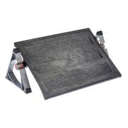 PrestigeTririte 3 Angle Adjustment Footrest, Gray/Silver (9820300)