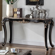 BestMasterFurniture Traditional Console Table