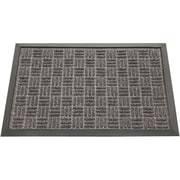 Rubber-Cal, Inc. Wellington  Doormat; Charcoal