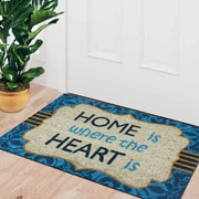 A1 Home Collections LLC First Impression Engineered Anti Shred Treated Giovanni Doormat