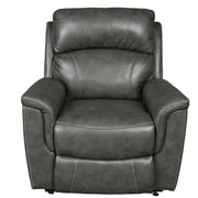 Porter International Designs Aurora Breathable Seat Assist Lift Chair; Charcoal Gray