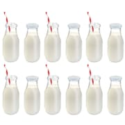Kovot 36 Piece 11oz. Milk Glass Set (Set of 12)