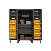 Durham Manufacturing 78'' H x 36'' W x 24'' D Cabinet