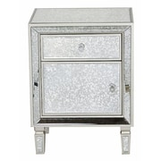 Heather Ann 1 Drawer Accent Cabinet