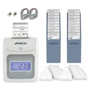 UB2000 uPunch™ Calculating Time Clock Bundle
