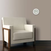 """FirsTime® 8.5"""" White Essential Wall Clock"""
