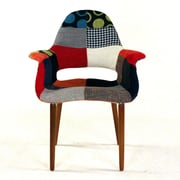 C2A Designs Organic PatchWork Arm Chair