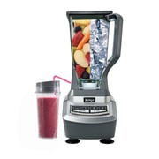 Ninja® 72 oz. Refurbished Professional Blender with Nutri Ninja Cup, Silver/Gray (BL740REF)