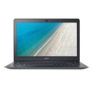 "Acer TravelMate X349-M-757X 14"" Notebook, LCD, Intel Core i7-6500U, 512GB SSD, 8GB, Windows 7 Pro, Steel Gray"