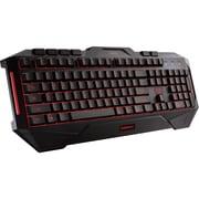 ASUS LED Backlit USB Gaming Keyboard (CERBERUS KEYBOARD)