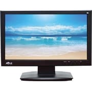 "Avue 19 1/2"" CCTV LED LCD Monitor, Black (AVG20WBV-2D)"