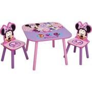 Delta Children Minnie Mouse Table/Chair Set (TT89444MN-1058)