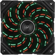 Enermax D.F.VEGAS 1500 RPM 120 mm Cooling Fan, Black (UCDFVD12P)