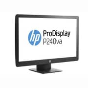 "HP Business Pro 23.8"" Widescreen LED LCD Monitor, Black (N3H14AA#ABA)"
