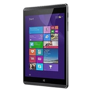 "HP Pro Tablet 608 G1 Z2B07UT#ABA 7.9"" Tablet, 128GB, Windows 10 Pro, Gray"