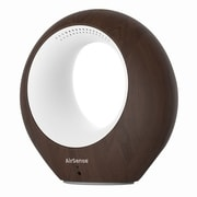 iBaby AirSense Air Monitor and Ionic Purifier, Dark Wood (AIRSENSE-DARK)