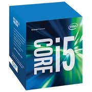 Intel Core i5-7400 Desktop Processor, 3 GHz, Quad Core, 6MB SmartCache (BX80677I57400)
