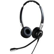 Jabra Biz 2400 II QD Duo NC Headset Bundle, Black