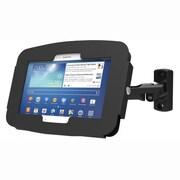 "Maclocks 827B400GEB Space Aluminum Enclosure Swing Arm Stand for 10"" Samsung Galaxy Tab, Black"