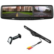 Pyle DVR Dual Camera HD Video Recording Driving System, Black (PLCMDVR8)