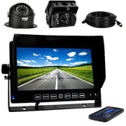 Pyle DVR Video Camera HD Recording Driving System, Black (PLCMTRDVR41)