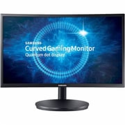 "Samsung CFG70 27"" Widescreen Curved Gaming LED Monitor, Black (LC27FG70FQNXZA)"
