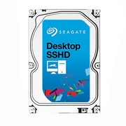 "Seagate SATA 6 Gbps 3.5"" Desktop Internal Hybrid Hard Drive, 1TB (ST1000DX001)"