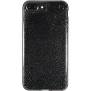 "speck 79983-5637 Presidio Polycarbonate Case for 5 1/2"" Apple iPhone 7 Plus, Onyx/Gold Glitter"