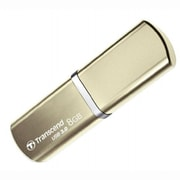 Transcend JetFlash 820G 8GB USB Flash Drive, Champagne Gold (TS8GJF820G)