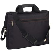 "Urban Factory TLC06UF Nylon Mini Carrying Case for 15.4"" - 16"" Notebook, Black"
