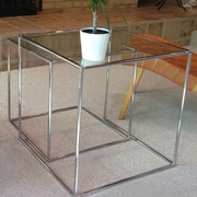 Abstracta Home Furniture 3 Piece Nesting Tables