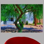 Wallhogs Tymeless Wonders Arizona Tree I Wall Mural; 24'' H x 36'' W