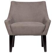 Porter International Designs Lila Arm Chair; Mica Grey