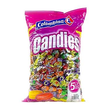 Filled Hard Candy Assorted, 5 lb. Bulk