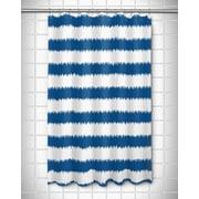 Island Girl Home Siesta Key Rumors Shower Curtain; Blue