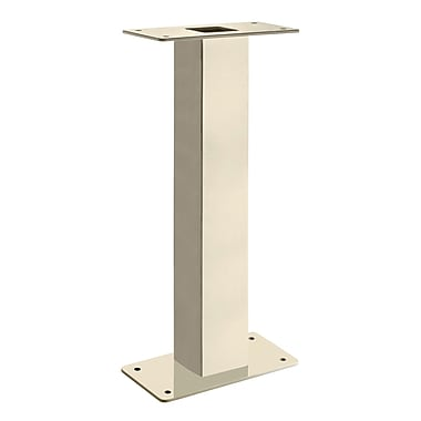 Architectural Mailboxes Oasis 2.5 Ft. H Pedestal; Sand