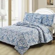 DaDa Bedding Quilt Set; King