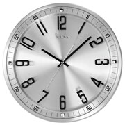 Bulova Silhouette 13'' Wall Clock