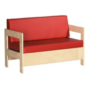 Offex Birch Living Room Kids Sofa