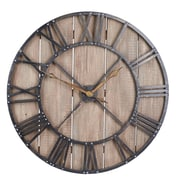Household Essentials Oversized 36'' Roman Numerals Wall Clock