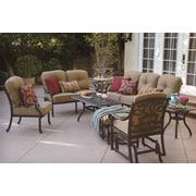 Darlee Santa Monica 8 Piece Deep Seating Group w/ Cushions
